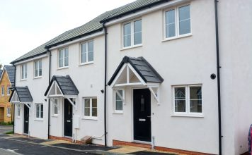 Home registrations, New build homes