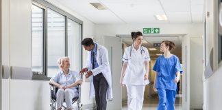 facilities management, NHS trust
