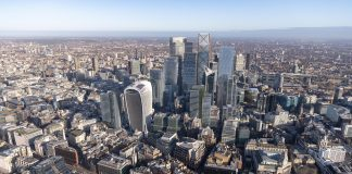 london skyline,
