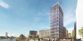 Glasgow Build-to-Rent, Glasgow riverside