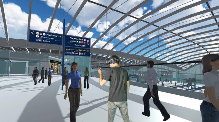 HS2 virtual reality