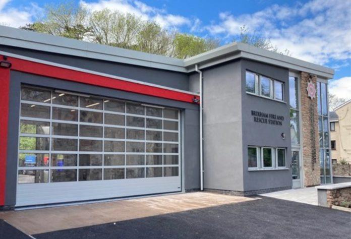 Brixham fire station