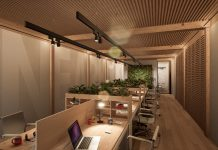 working post-covid, office, sustainable, NearHome