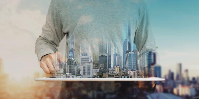Digital twin net zero, built environment,
