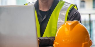 erp technology construction