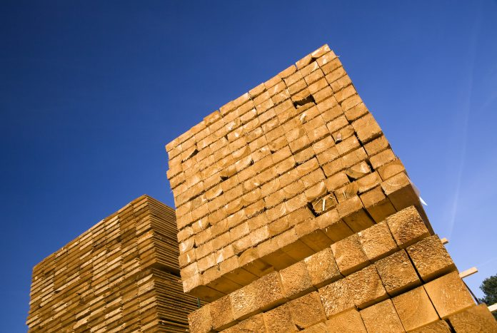 timber shortages,