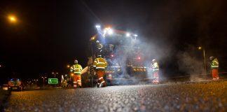 Road improvements, highways