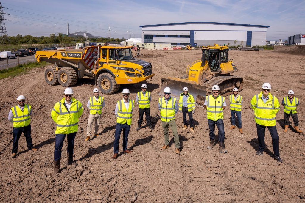 ISG bags £22m contract to deliver major logistics scheme