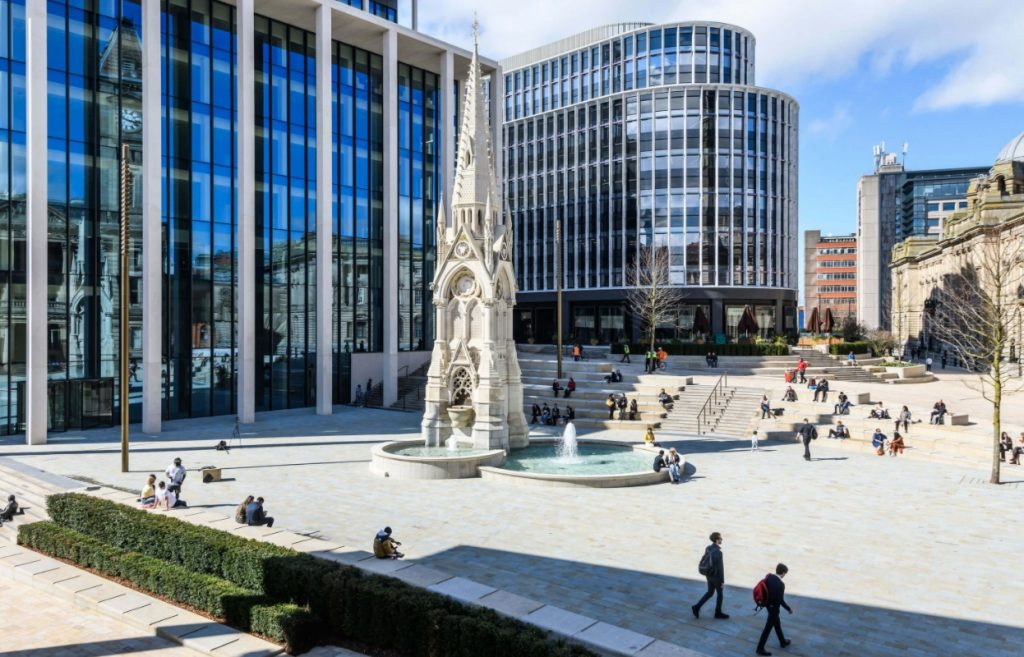 MEPC takes over next phase of £700m Birmingham Paradise scheme