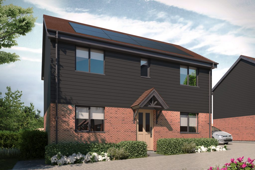 Green light for eco-friendly modular homes in Kent