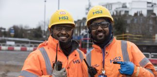 HS2 equality and diversity