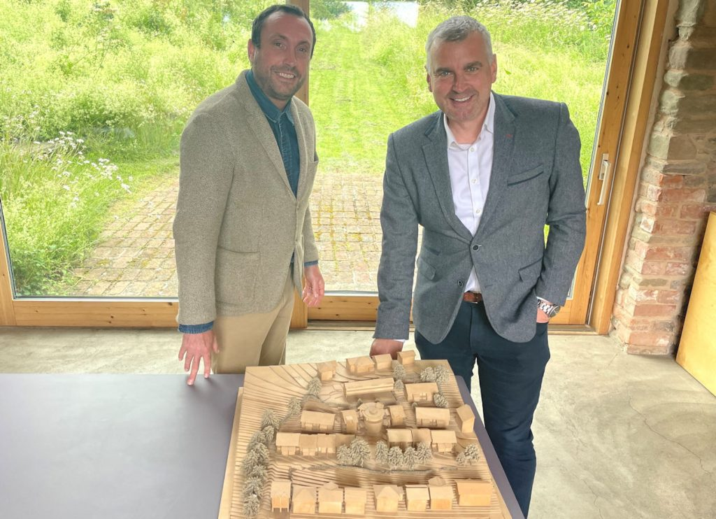 Collida and Architype team up to develop low carbon homes