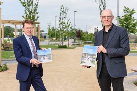 WMCA signs deal with St. Mowden to build 5,000 new homes