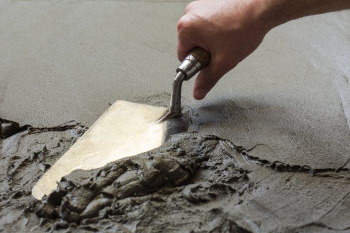 decarbonise manufactured concrete