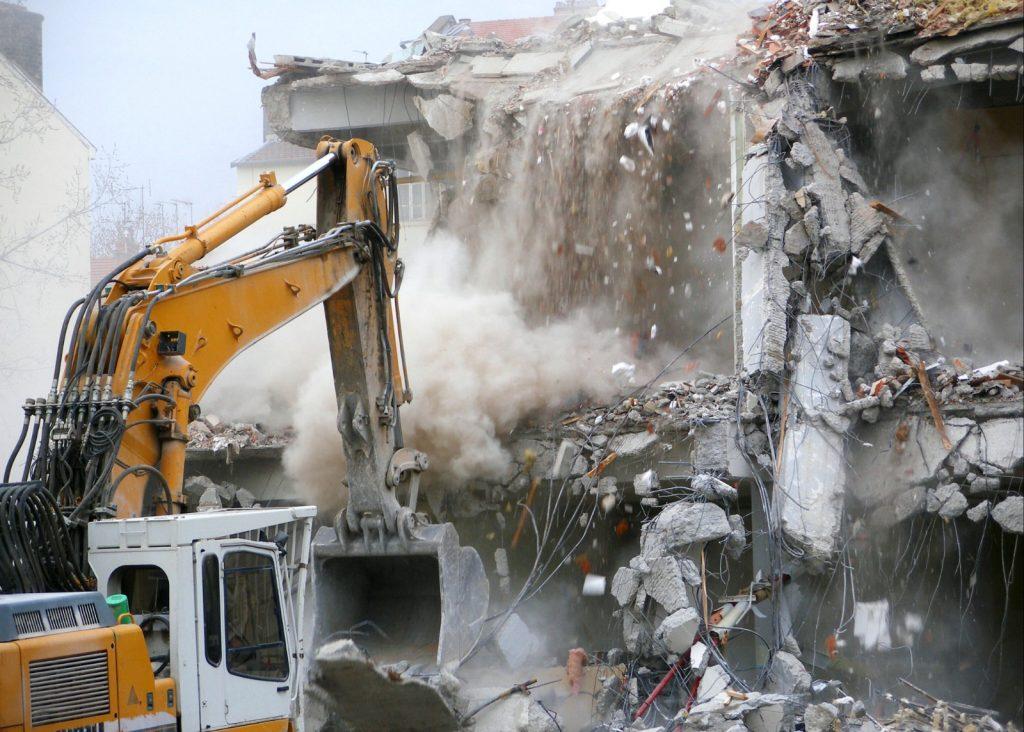 Firms put on notice for £1.56bn demolition and land preparation framework