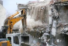 demolition and land preparation framework