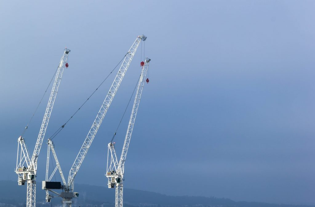New generation of tower cranes drive efficiency on sites
