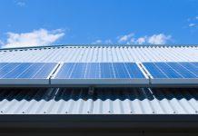 Solar panels, Essex energy
