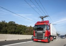 electric road system, eHighway