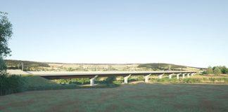 HS2 viaduct