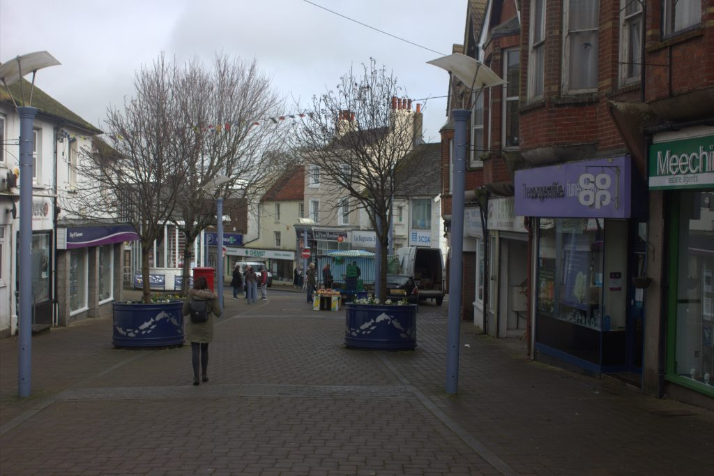 15 towns receive share of £335m to regenerate high streets