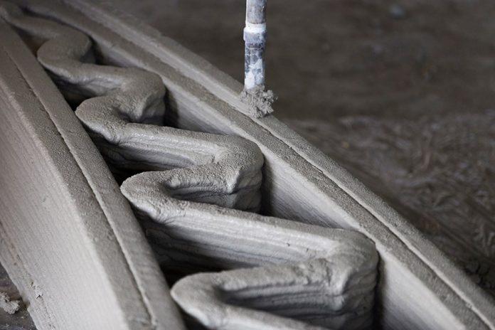 3d concrete printing