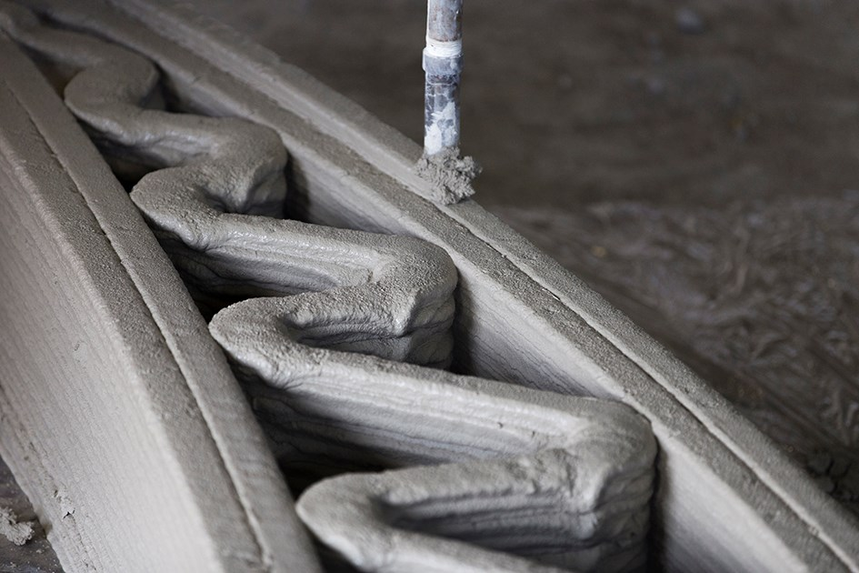 HS2 to harness 3D printed graphene reinforced concrete