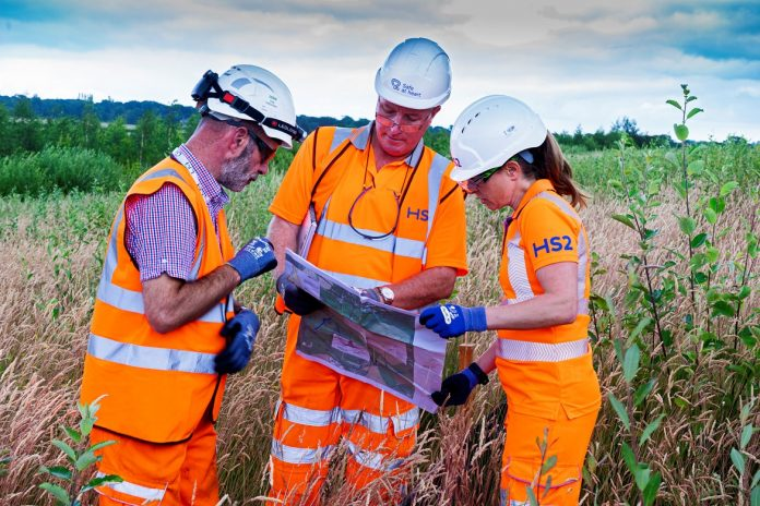 Ecological site manager, HS2
