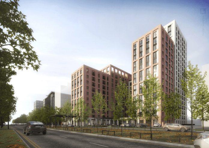 Audrey Place, Milton Keynes, build to rent,
