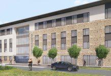 Carlisle healthcare hub, Caddick Construction