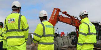 milestone infrastructure contract