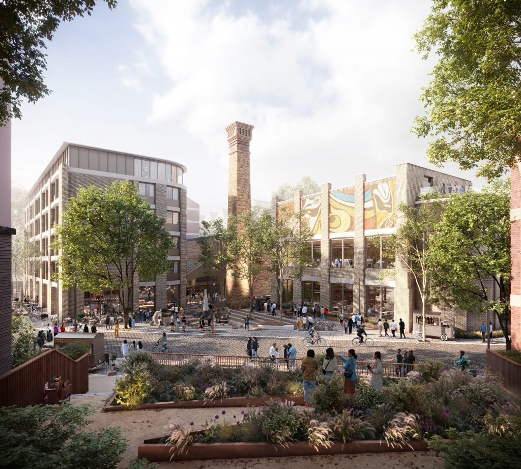 £55m student scheme unveiled for London's Hackney Wick