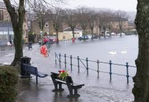 Flood hazard mapping
