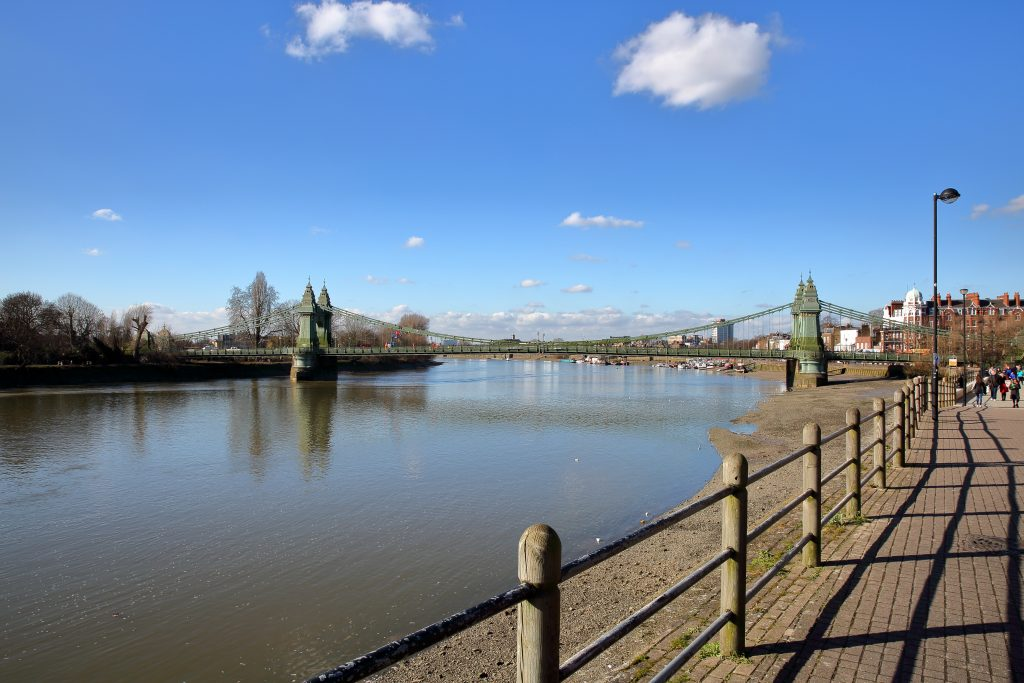 H&F Council Approves £6m Stabilisation Plan For Hammersmith Bridge