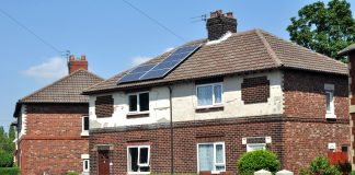 energy efficiency of social homes