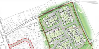 Hallow new homes, eco-friendly homes, Hayfield
