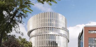 aston university landmark building