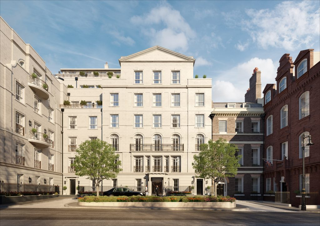 Mace To Build Super-Prime Audley Square Scheme In Mayfair