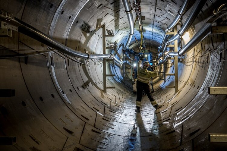 Balfour Bags £52m London Power Tunnels Project