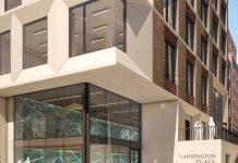 Mayfair scheme, Carrington Street