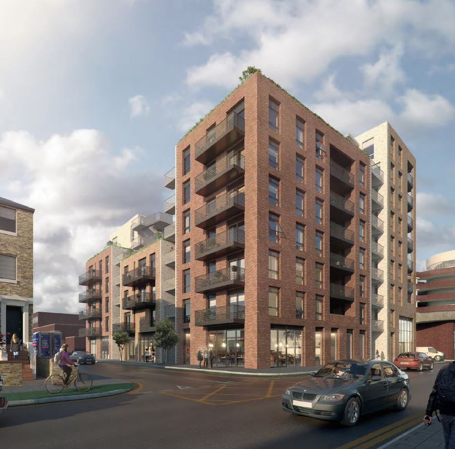 Weston Homes Buys Disused Wood Green Site For £33m Scheme