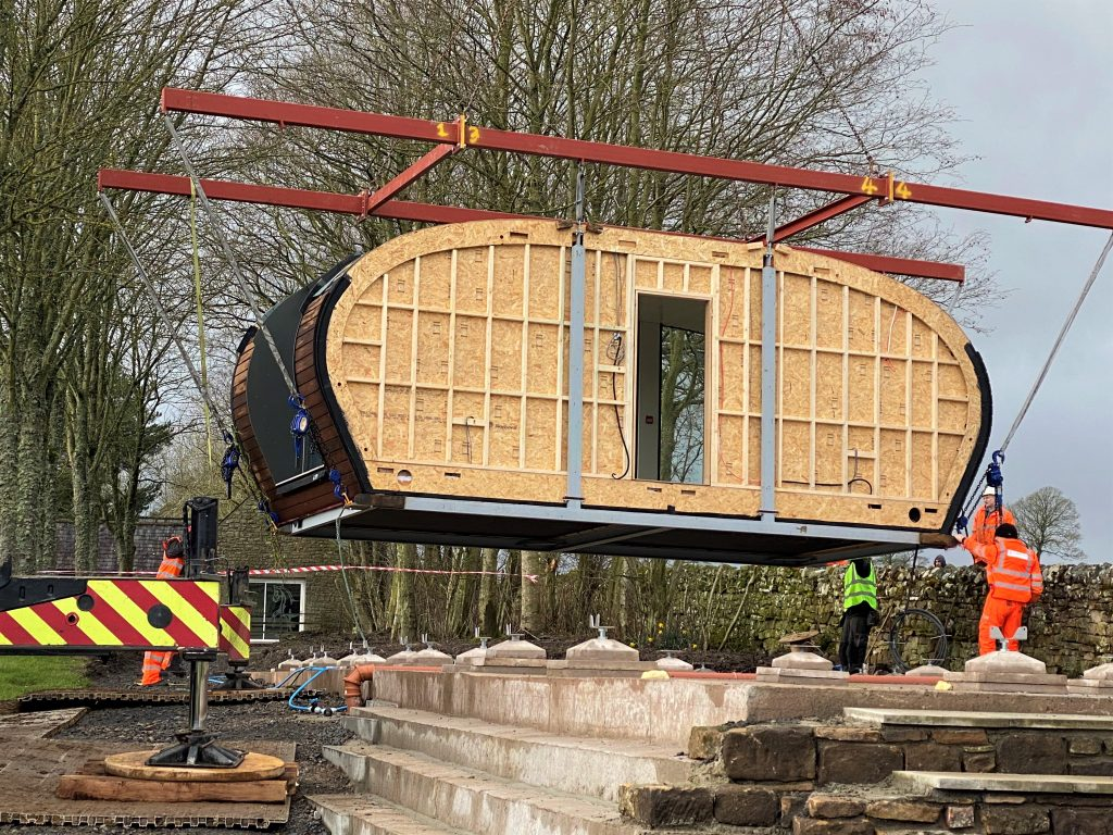 Green Unit Opens New Modular Building Factory