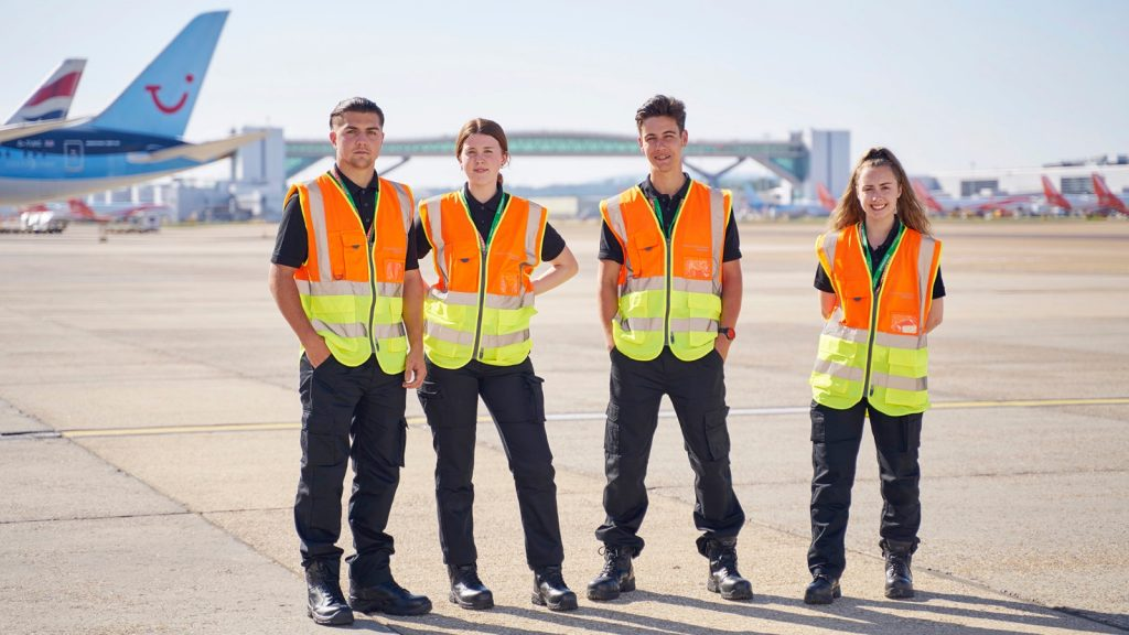 Gatwick Commits To Equal Opportunities For Women In STEM