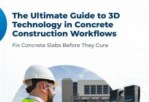 The Ultimate Guide to 3D Technology in Concrete Construction Workflows