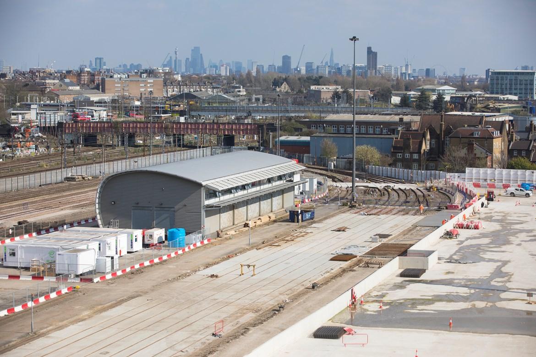 HS2 Reveals 'Beating Heart' Of HS2 At London Logistics Hub