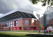 Anfield Road Stand,