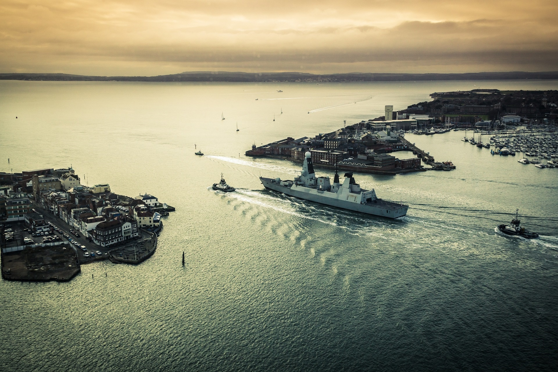 £1.5m project to deliver digital twin of Portsmouth port