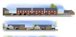 lincoln affordable housing, Rookery Lane