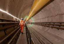HS2 tunnels,