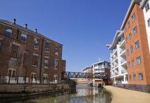 Milton Keynes new homes, Sheffield housing